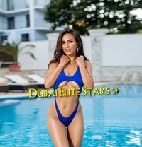 Bella Czech Brunette Model - escort in Dubai