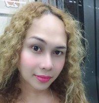 FreshFully functional Beth - Transsexual escort in Hong Kong