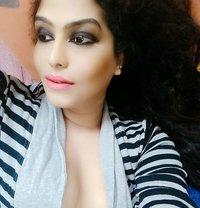 Bhoomika - Transsexual escort in Chennai