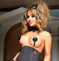 VIP TS Bianca in Moscow - Transsexual escort in Moscow