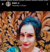 Bipss - Transsexual escort in Mumbai