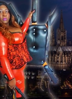 Tel Aviv Black Mistress Darkness - dominatrix in Tel Aviv Photo 1 of 19
