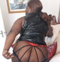 Black Mistress Darkness - dominatrix in Tel Aviv