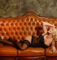 Blonde Esther - escort in Dubai