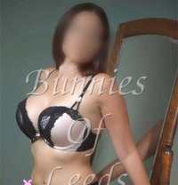 Bonnie of Bunnies - escort in Leeds