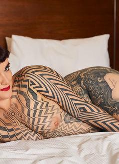 British Tattooed Miss Tallula Kinky Gfe - escort in Melbourne Photo 2 of 5