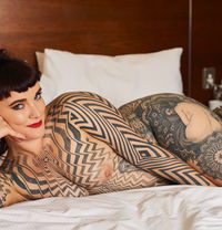 British Tattooed Miss Tallula Kinky Gfe - escort in Melbourne