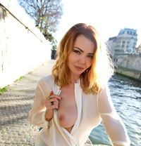 Busty Slim Marie - escort in Moscow