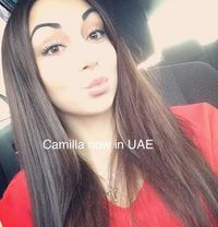 Camilla - escort in Dubai