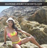 Cara Crown - escort in Phuket