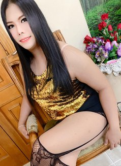Catty Top Ladyboy - Transsexual escort in Al Manama Photo 1 of 7
