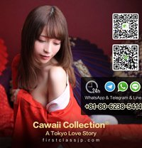 Cawaii Collection - escort agency in Tokyo