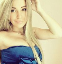 Celin Stunning Blonde Escort - escort in Dubai