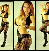 Chanel Vega Mercer in Kl - Transsexual escort in Kuala Lumpur