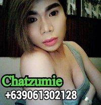 Chatzumie - Transsexual escort in Singapore