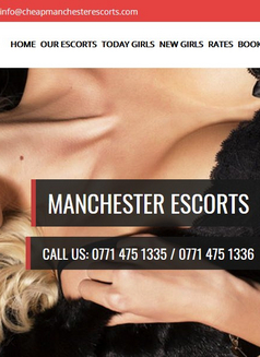 Cheap Manchester Escorts Agency - escort agency in Manchester Photo 1 of 1