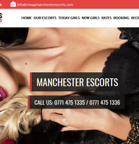 Cheap Manchester Escorts Agency - escort agency in Manchester