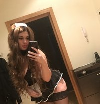 Christine - escort in Moscow