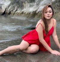 Curvey Ashley Cutie Pie - Transsexual escort in Makati City