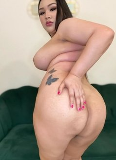 Chubby bigboobs sexy ass - Transsexual escort in Dubai Photo 4 of 14