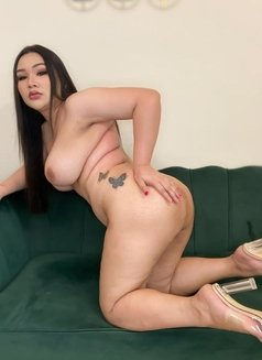 Chubby bigboobs sexy ass - Transsexual escort in Dubai Photo 8 of 14