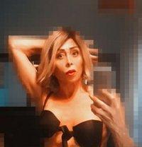 Cinthya Vogue - Transsexual escort in Roissy-en-France