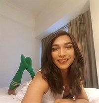 Cross Dresser Arah - Transsexual escort in Singapore
