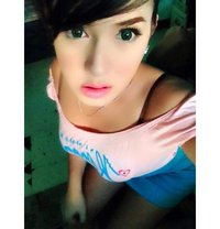 Cutest Naughty Ts Apple Lets Play And - Transsexual escort in Makati City