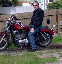 Dave 8 - Male escort in Christchurch