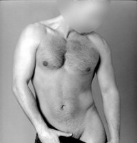 David - masseur in Madrid