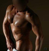 David - masseur in Madrid