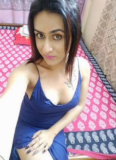 Disha Dey - Transsexual escort in Kolkata Photo 16 of 24