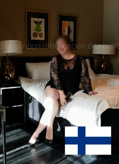 Dita Bon Bon - Invite me for a visit - escort in Brussels Photo 1 of 6