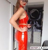 Domina Kaya - dominatrix in Malaga