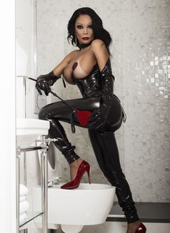 DOMINASANSTABOUSPARIS16EME Marcia - Transsexual dominatrix in Paris Photo 28 of 30