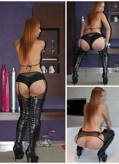 ✧ Miss KINKY SHEMALE ✧ Lady BIGCOCK ✧ - Transsexual escort in Dubai Photo 13 of 27
