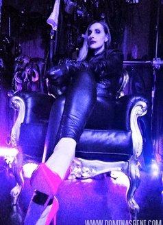 Dominatrix Milano Mistress. Domina Sreni - dominatrix in Milan Photo 6 of 6