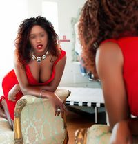 Ebony American Leah Available now - escort in Singapore
