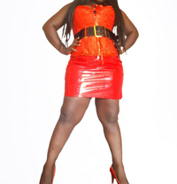 EbonyQueen - dominatrix in Lagos, Nigeria
