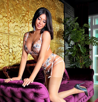 Elle Luxury Shemale - Transsexual escort in Moscow