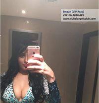 Emaan Vip Arab Escort Dubai - escort in Dubai