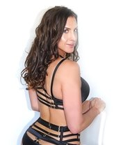 Sensual or BDSM - Emily English TS - Transsexual dominatrix in Athens