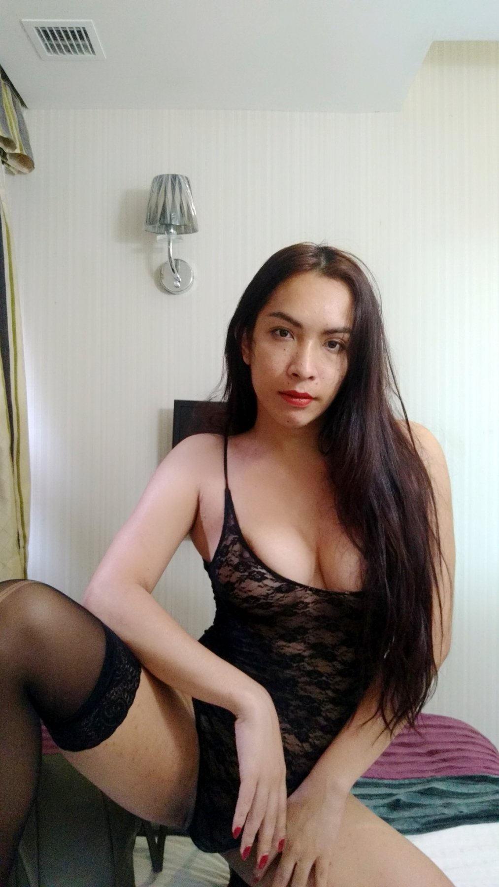Emmy Sexy Shemale Thai Transsexual Escort In Bangkok