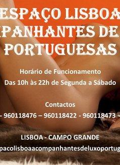 Espaço Lisboa Acompanhantes De Luxo - escort agency in Lisbon Photo 7 of 7