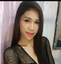 I Do Offer Real Pleasure on Cam(Paypal) - Transsexual escort in Makati City