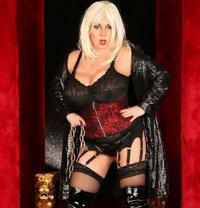 Fetishlady Marissa - dominatrix in London