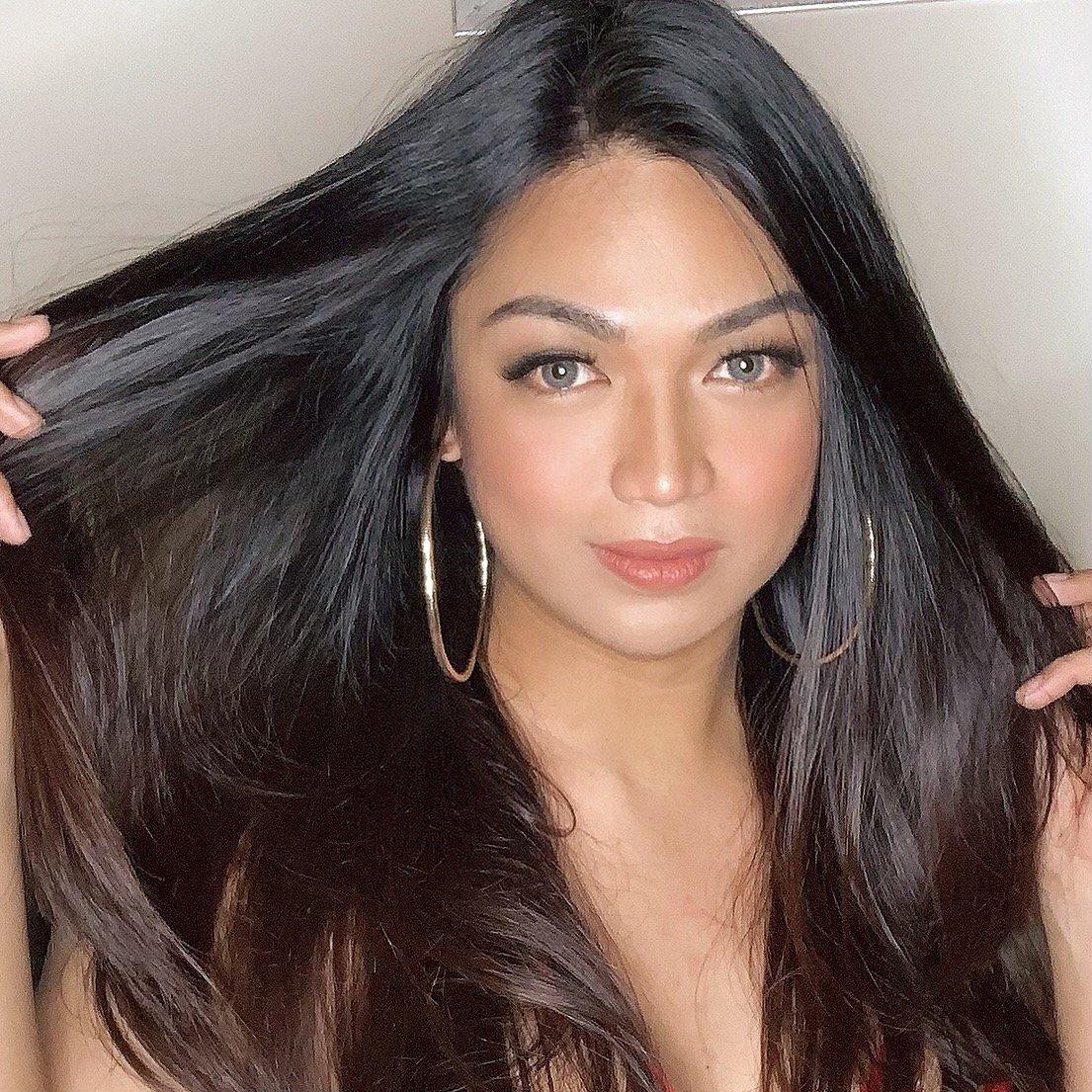 Big Load of CUM TS CAMILLA, Filipino Transsexual escort in