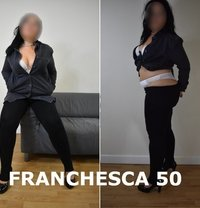 Franchesca - escort in Manchester