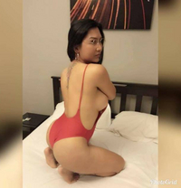 Francine Anne Celeste - Transsexual adult performer in Manila