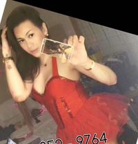Francine DOM TOP TS - Transsexual escort in Manila